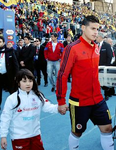 James Rodriguez Colombia vs Venezuela . Copa America Chile 2015 June 14, 2015
