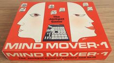 Mind Mover 1 - Sealed Vintage 1974 Jackpot Game of Chance & Skill