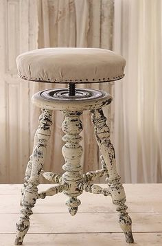 FRENCH PIANO STOOL SOLD