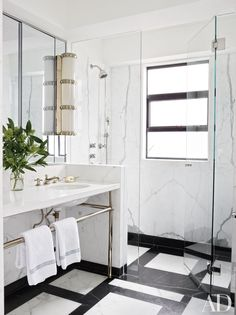 37 Stunning Showers Just as Luxurious as Tubs Photos | Architectural Digest