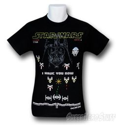 The Force is With This Star Wars Video Game T-Shirt