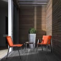 Made in Italy. Available in Canada through Selene Furniture. Outdoor Dining Chairs, Outdoor Decor, Furniture Ideas, Outdoor Furniture Sets, Italian Furniture, Contemporary Furniture, Canada, Italy, Patio