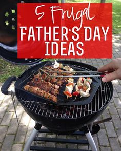 Need gift ideas for your dad, but don't want to spend a fortune? Show your dad some appreciation on the cheap with these 5 frugal Father's Day gifts.