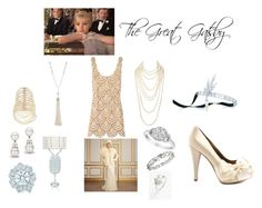 """""""13 19"""" by purple1234567890 ❤ liked on Polyvore featuring Rachel Gilbert, Tiffany & Co., Gatsby, Chanel, Ralph Lauren Collection, LeVian, Mikimoto, Effy Jewelry and Paris Hilton"""