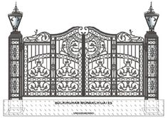 Welcome to Country Forge: Wrought Iron Gates and Railings