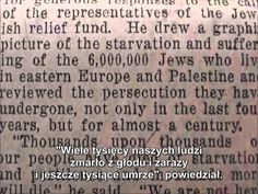 Sześć milionów Żydów 1915-1938