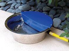 RPI Sir Aqua II Automatic Float Waterer gallon, New Items:Dog:Feeding and Watering:Automatic Feeding and Watering Automatic Waterer, Cat Water Bowl, Dog Food Storage, Storage Bins, Dog Feeder, Cat Feeding, Pet Bowls, Dog Supplies, Fresh Water