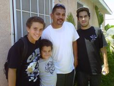 My boys and My Man