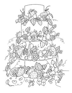 By Oliver @ Coloring Pages for Adults