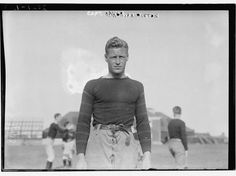 College football - Retronaut, Princeton Captain Hobart Amory Hare Baker, 1913