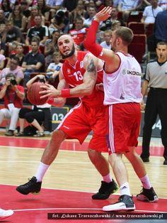 Marcin Gortat & Sopot Basket Cup 2012 in Gdańsk, Poland