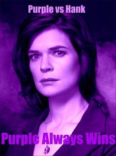 marie _purple_breaking bad premiere party