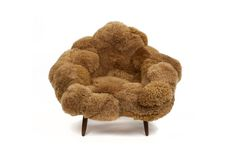Fernando and Humberto Campana. Bolotas Armchair (Brown) 2015