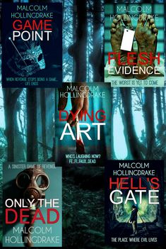 Sharing the book love with Malcolm Hollingdrake's DCI BENNETT books, set in Harrogate where evil lives... The series has five instalments and the sixth... - Bits about Books - Google+