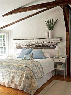 Inspiration pour Fabriquer une tête de lit