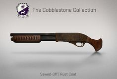Counter-Strike Global Offensive: The Cobblestone Collection: Sawed-Off Rust Coat