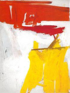 Mycenae Artist: Franz Kline Completion Date: 1958 Place of Creation: United States Style: Action painting Genre: abstract Franz Kline, Willem De Kooning, Action Painting, Painting Lessons, Painting Art, Jackson Pollock, Modern Art, Contemporary Art, Jasper Johns