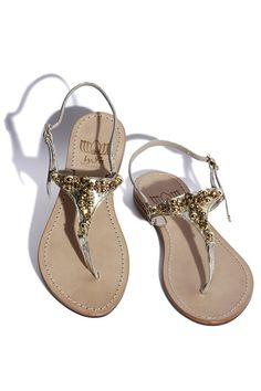 Sandals Golden Girl