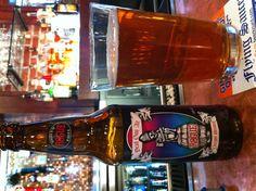 Rogue Dead Guy Ale, brewed in Oregon