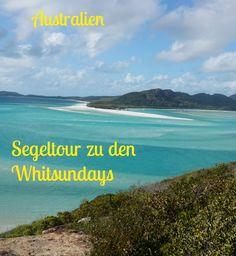Die Whitsundays gehören zu einer Australienreise dazu. Vor allem der weißeste Strand der Welt ist ein muss!