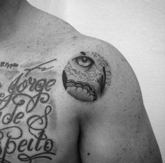 Creative owl design by Tiago Oliveira