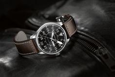 Hamilton Watch · Pilot 46MM