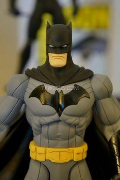 Batman Greg Capullo | Set fabricado en PVC suave de alta calidad, con detalles de modelado ...