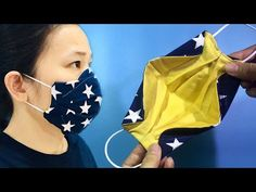 Youtube, Mask Making, Sewing Patterns Free, Special Gifts, Breathe, Sewing Projects, Easy, How To Make, Fabric