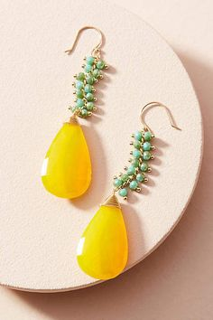 Serefina Baltic Drop Earrings