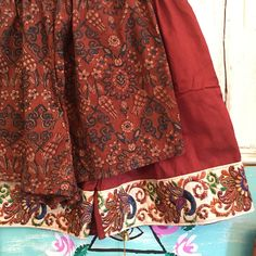 Handmade Indian Shorts by Annie Oakes Designs