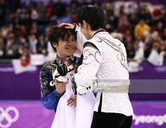 ♡ #ShomaUno #YuzuruHanyu #PyeongChang2018