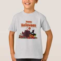 Tee-shirt Halloween Boy T-Shirt