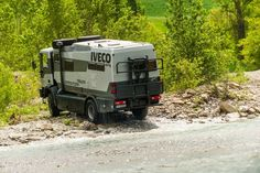 Overland Truck, Expedition Truck, Off Road Trailer, Off Road Camper, 4x4, Adventure Campers, Camping Storage, Old Tractors, New Trucks