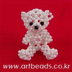 3d teddy pattern