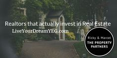 Invest with experienced realtors who actually OWN multiple homes 7 investment properties! Real Estate Investing, Investment Property, Community, Homes, Houses, Home, Communion