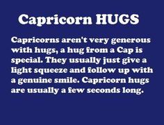 A Cap's Hug