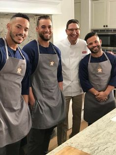 Cooking up another Championship. Baseball Boys, Baseball Players, Baseball Teams, Houston Rockets, Houston Texans, Yankees Astros, Astros World Series, George Springer, Military First