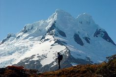 Monte Darwin | Chile Chile, Latina, Darwin, Mount Everest, Nature, Travel, Mountain, Viajes, Chili Powder
