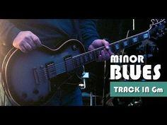 G Minor, Backing Tracks, Blues, Guitar, Celestial, Guitars