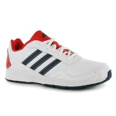 e53e03d0f70 Adidas Cleaser II K Boys Girls Trainers UK Child Size 12 EUR Size 30.5 NEW  Casual