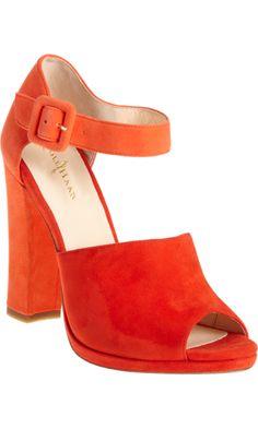 Cole Haan, Jen & Oli Chelsea Collection Chelsea Ankle Strap Pump