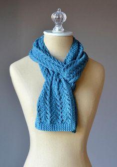 Lace Scarf FREE Knitting Pattern