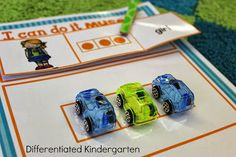 A Differentiated Kindergarten: I Can Do It Myself-Segmenting Differentiated Kindergarten Style