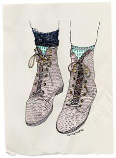 les ptis souliers
