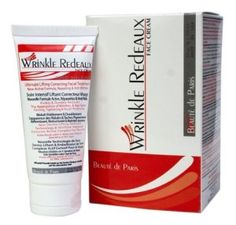 Wrinkle Redeaux is a phenomenal skincare product used against several signs of ageing. #review