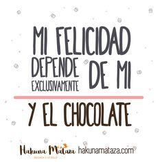 ¡Chocolate!