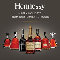Happy Holidays from Hennessy