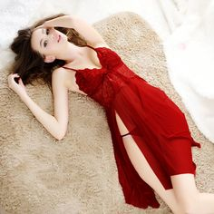 Find More Information about Woman Red sleepwear sexy pajamas teddies women Sex Costume Babydoll Sexy Lingerie,High Quality lingerie women,China costume wholesaler Suppliers, Cheap lingerie halloween costume from Yiwu Dingye EC Firm on Aliexpress.com