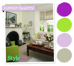 For more decorating ideas, go to http://www.housetohome.co.uk/styleathome