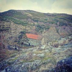 Mosteiro de Santa Maria das Júnias.  Serra do #Gerês #Portugal